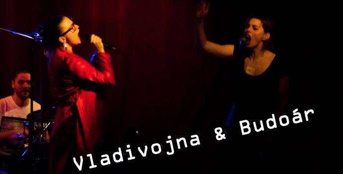 Budoár staré dámy & Vladivojna La Chia